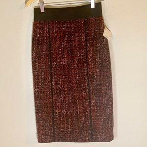 NWT- 🏷 Halogen Pencil Skirt